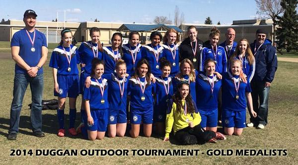 2014 Duggan Outdoor Gold
