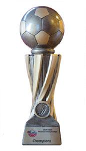 2014 Indoor Alberta Soccer Tier 1 Provincial Champions
