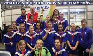 U12 Indoor Champs