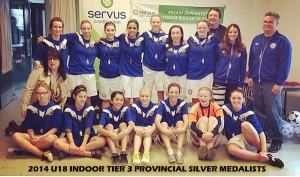 U18 Indoor Silver