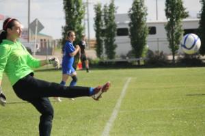 Sweet Goal Kick!
