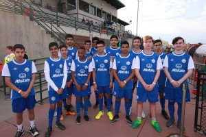 U15 MW Selects FC Dhaliwal team