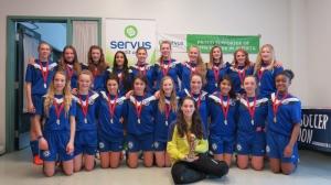 U16 Provincial Gold