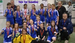 Slush Cup 2012 Gold!