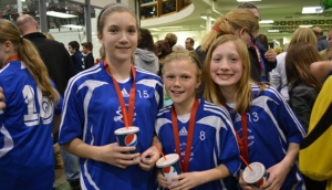 Gold Medal Girls!